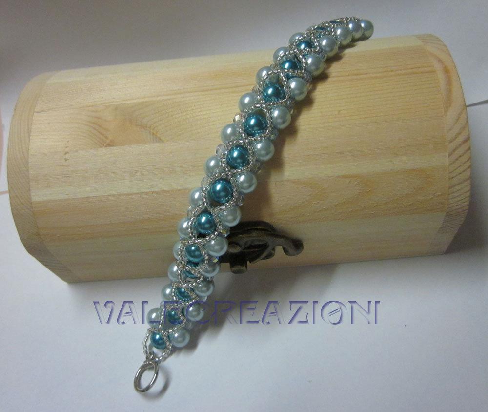 bracciale perle swaroscki