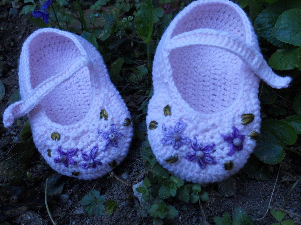 scarpette bimba
