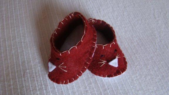 scarpe bebè leoncino