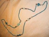 Collana turquoise
