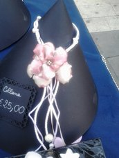 Collana Flower