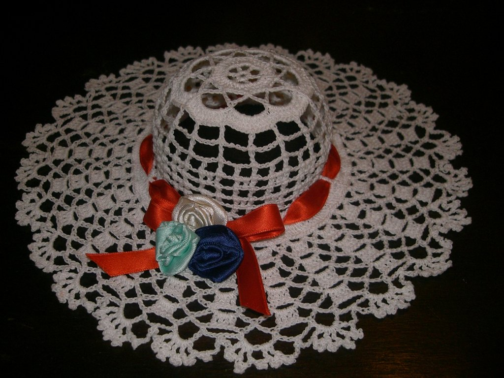 cappellino bomboniera