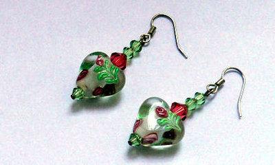 Orecchini Romantic Heart