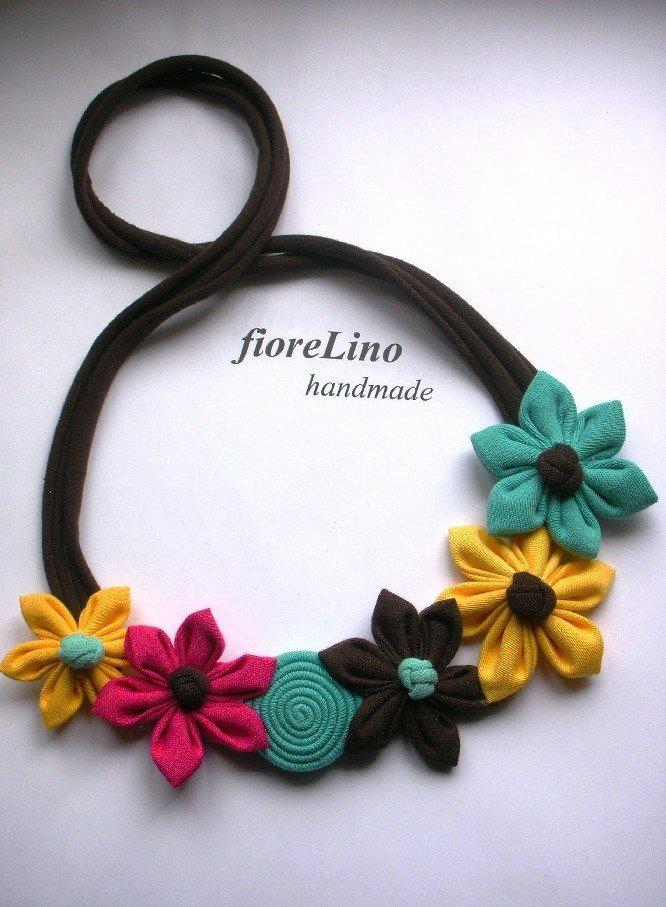 collana dei fiori