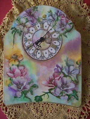 orologio pittorico