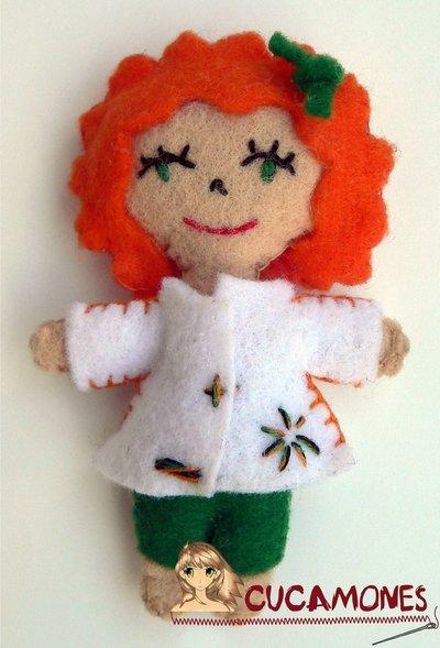 Muñeca Hippie