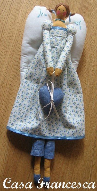 Bambola modello Tilda