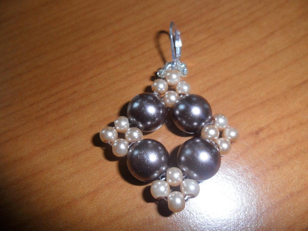 ciondolo di perle