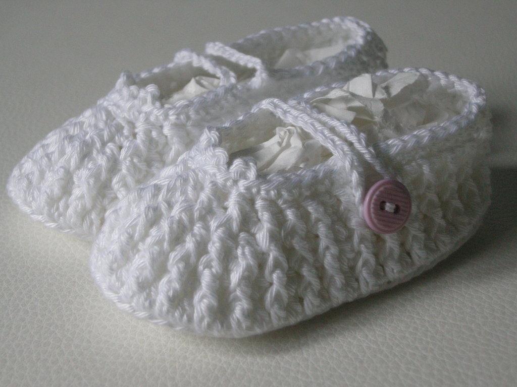 Scarpine Di Cotone Alluncinetto Bambini Abbigliamento Di Il
