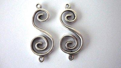 Swirl connector (link) della NunnDesign.