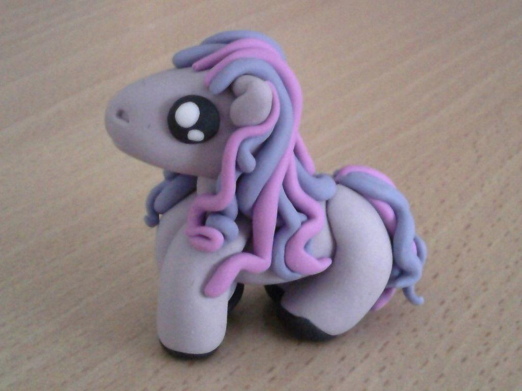 Mini Pony fimo