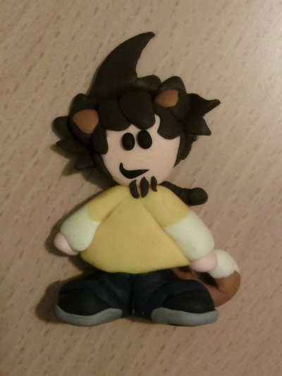Mr. Myeo fimo