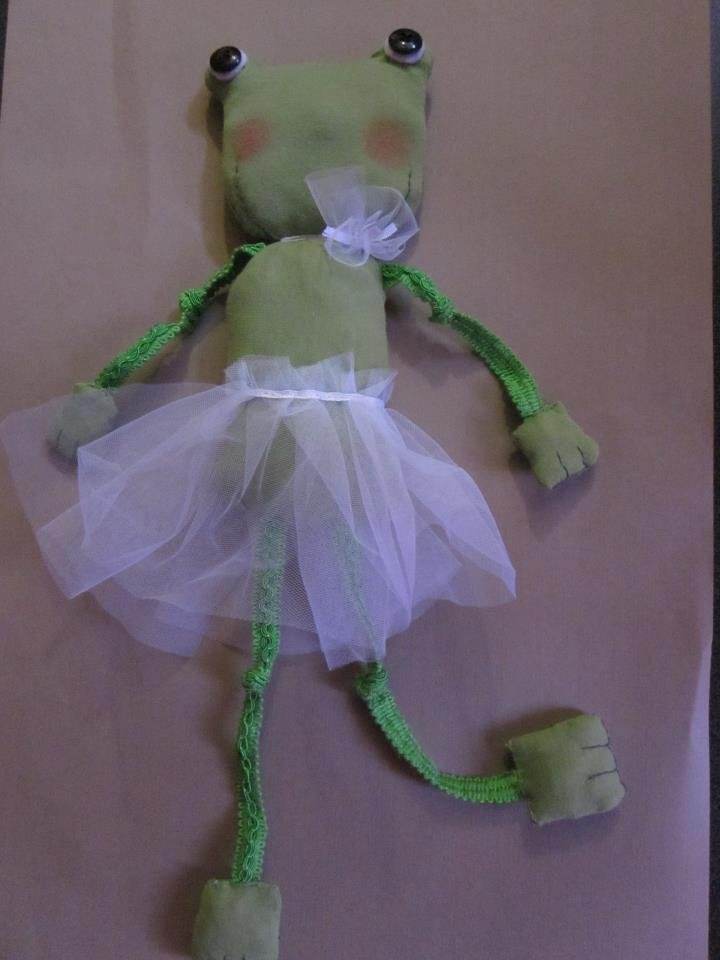 Bertina la Rana Ballerina