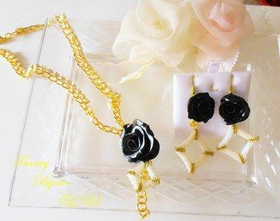 parure dark rose