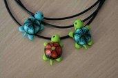 collana tartaruga