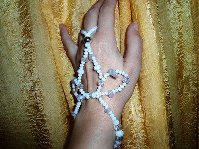 ringbracelet white
