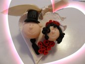 Matrimonio..cake topper torte ecc