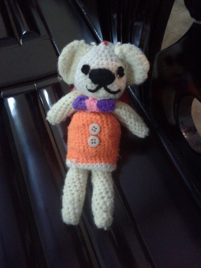 Amanda little teddy