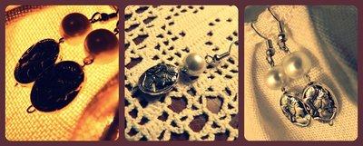Earrings Cammeo