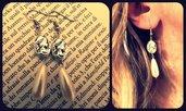 Earrings Cammeo//