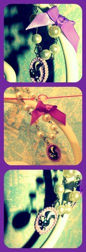 Bracelet Pendant//