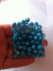 perle 8mm beads diversi colori