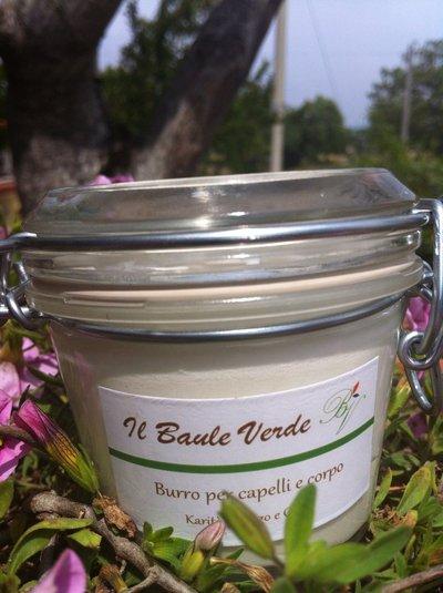 Burro Capelli-Corpo