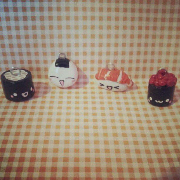 Charms Japan food