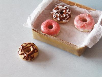 Cucina in Miniatura : Donuts