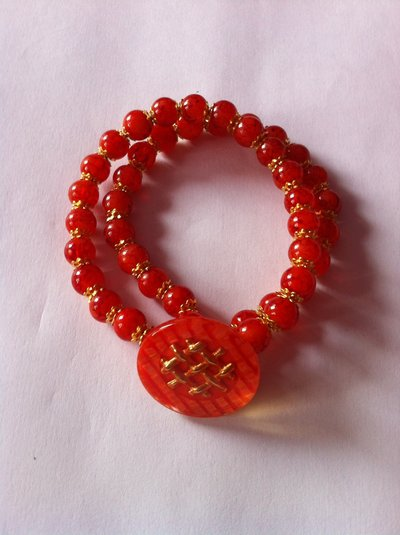 Bracciale orange chic