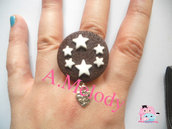 Anello Pan di stelle