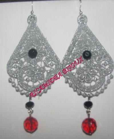 orecchini filigrana