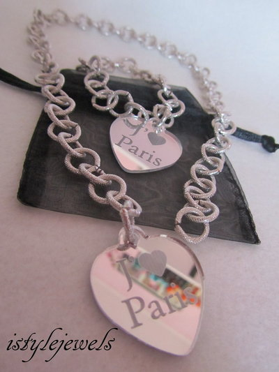 collana i love paris