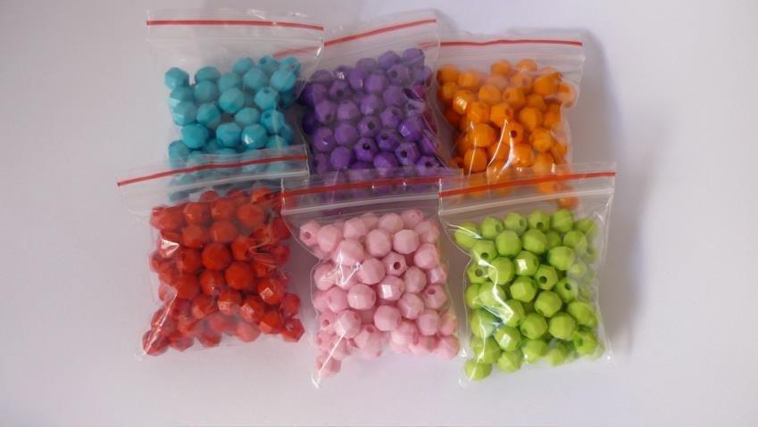 Perline in acrilico