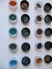 Ombretti minerali