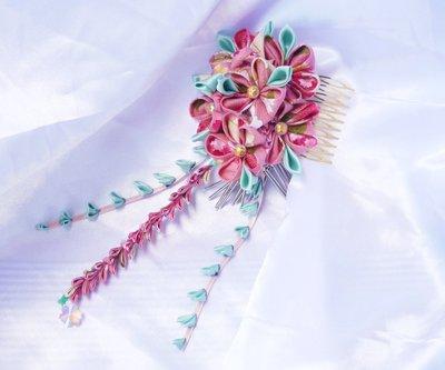 pettine love japan rose