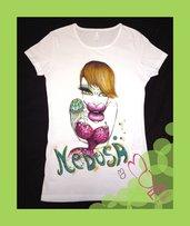 Gina medusa t-shirt