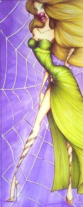 Glam Spider Gina