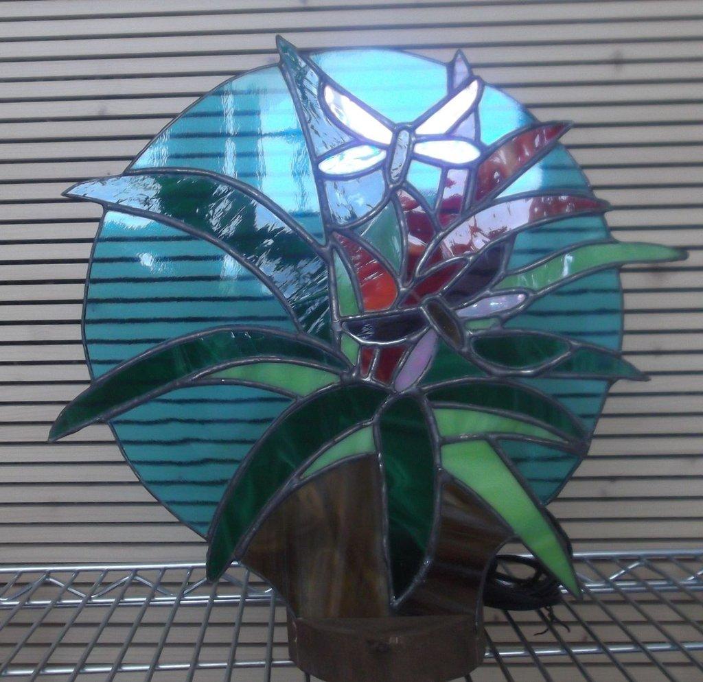 lampada libellule