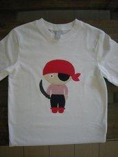 Maglietta Pirata
