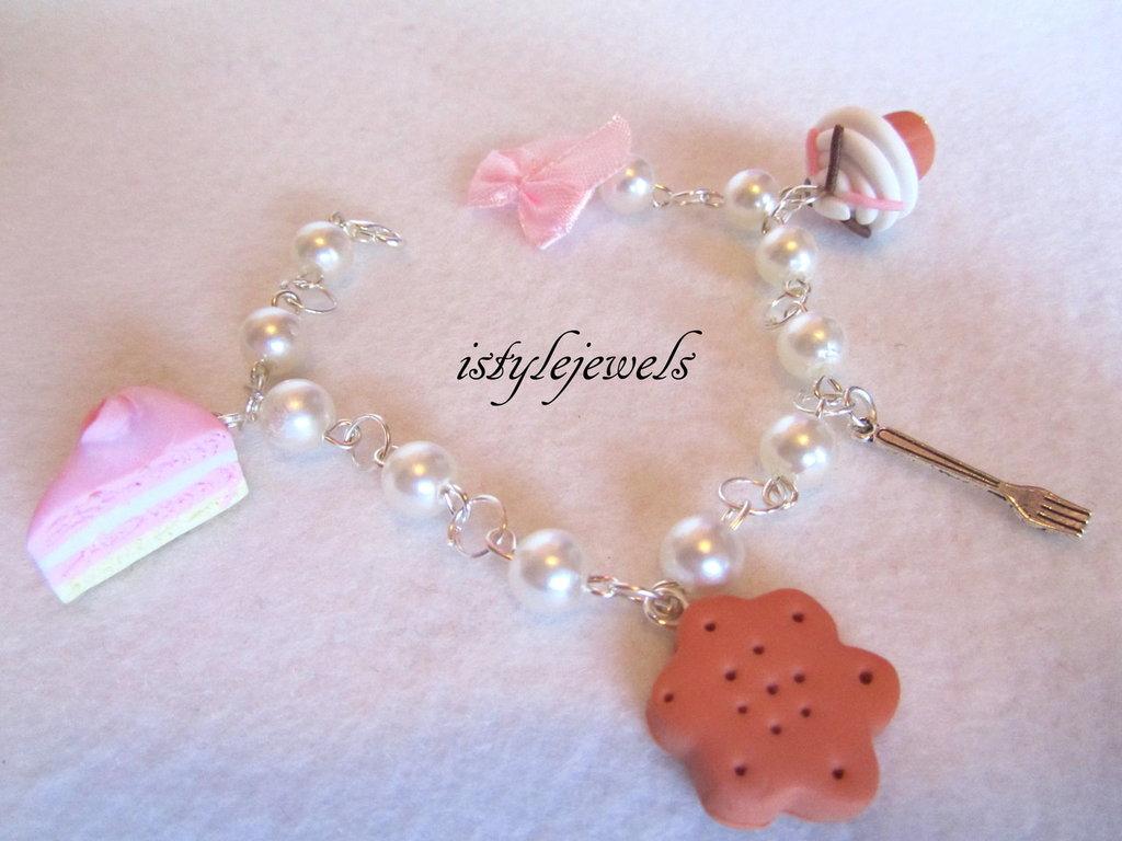 bracciale pink sugar