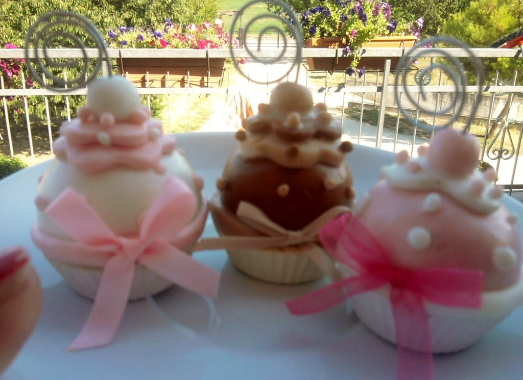 cupcakes segna posto