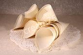 25 Coni porta riso matrimonio sposi confetti bomboniere