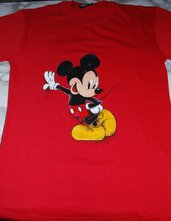T-shirt bimbo/a