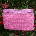Pochette rosa
