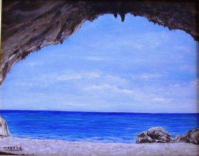 grotta cala luna
