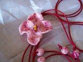Collana Orchidea