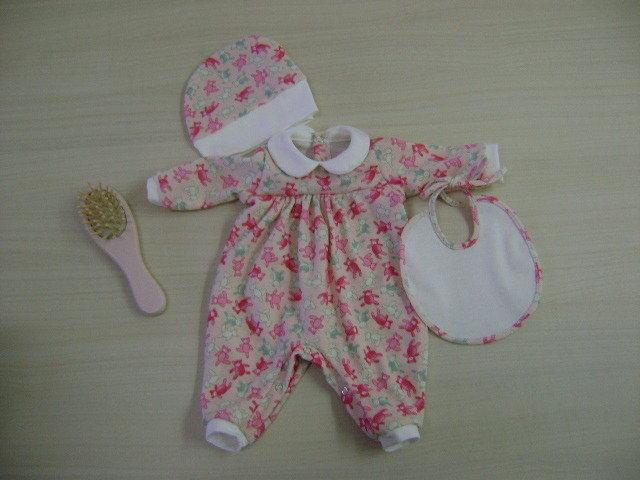 La tutina nascita per il tuo bambolotto