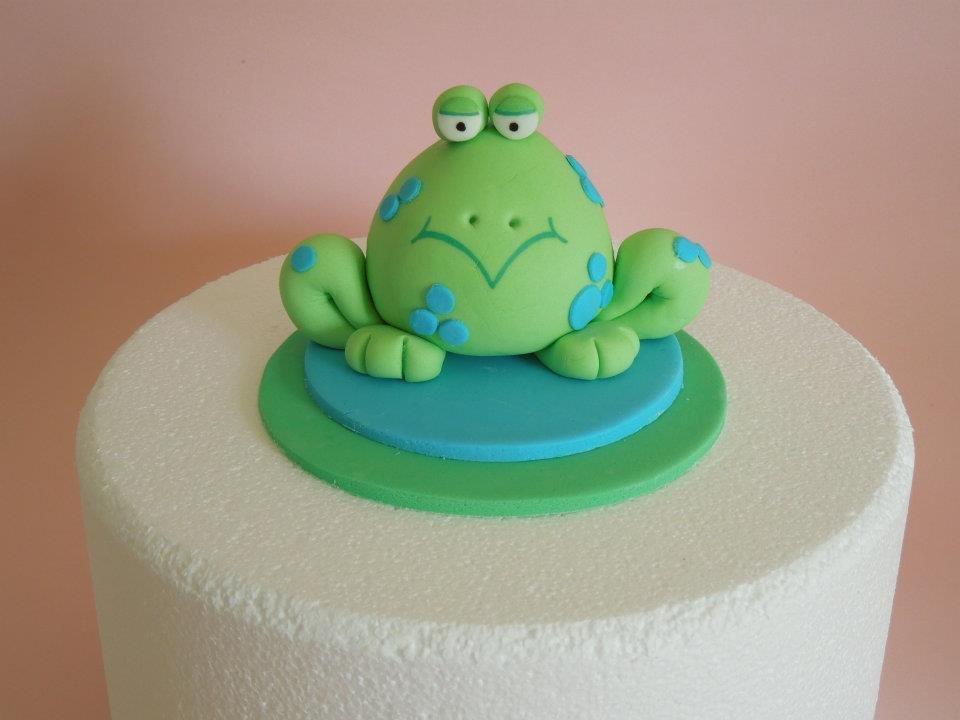 cake topper ranocchio