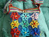 borsa multicolor junior